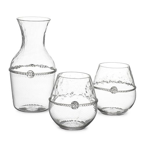 Juliska - 3-Piece Graham Drinkware Set