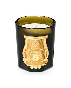 Cire Trudon - Ernesto Grand Bougie Candle, Leather and Tobacco