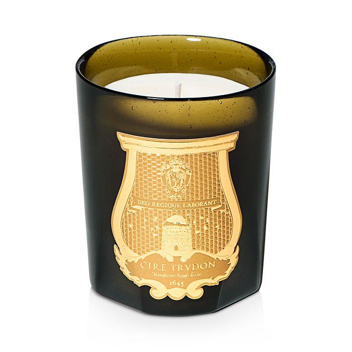 Cire Trudon - Ernesto Grand Bougie Candle, Leather and Tobacco