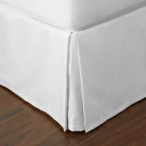 Hudson Park 800TC Bedskirt, Queen - White and Ivory - 100% Exclusive