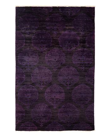 "Solo Rugs - Vibrance Area Rug, 4' x 6'2"""