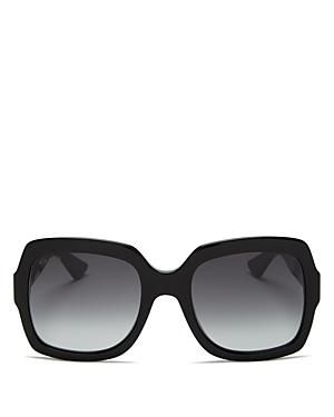 Gucci Women's Oversized Gradient Square Sunglasses, 54mm