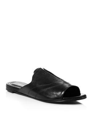 Charles David Smith Slide Sandals
