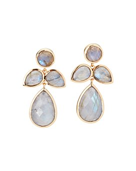 Margaret Elizabeth - Fleur Drop Earrings