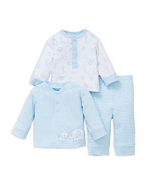 Little Me Boys' Safari Pals Three-Piece Set - Baby