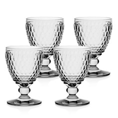 Villeroy & Boch - Boston Goblet, Set of 4