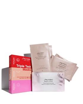 Shiseido - Triple Task Masks Set