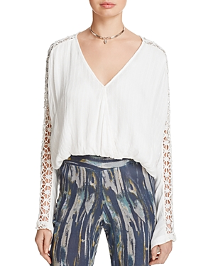 Free People Runaway Top