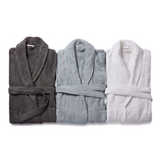Coyuchi Unisex Cloud Loom Organic Cotton Robe - Bloomingdale's_0