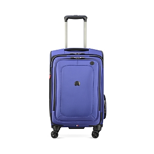 Delsey Cruise Soft Expandable Carry On Spinner