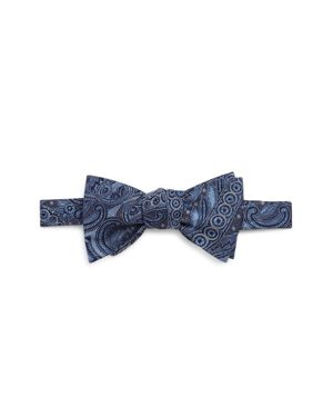 The Men's Store at Bloomingdale's Paisley Bow Tie - 100% Exclusive thumbnail
