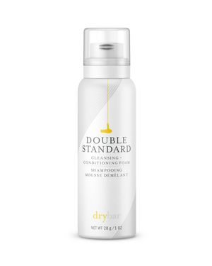 DRYBAR DOUBLE STANDARD CLEANSING + CONDITIONING FOAM TRAVEL SIZE