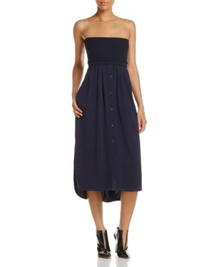 Dkny Convertible Strapless Dress
