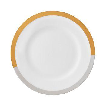 Wedgwood - Vera Castillon Gold/Gray Salad Plate