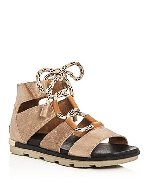 Sorel Torpeda Lace Up Sandals