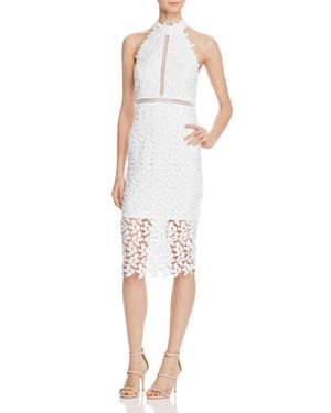 Bardot Gemma Lace Halter Dress - 100% Exclusive