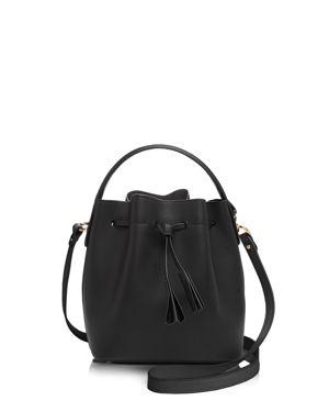 Celine Lefebure Karin Mini Leather Bucket Bag 2436460