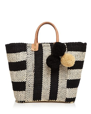 $mar Y sol Collins Straw Tote - Bloomingdale's
