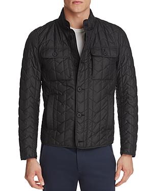 Boss Camano Quilted Nylon Field Jacket