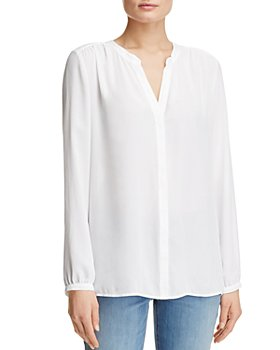 NYDJ - Button Front Blouse