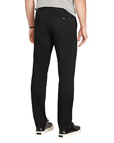 Polo Ralph Lauren - Stretch Twill Slim Fit Pants
