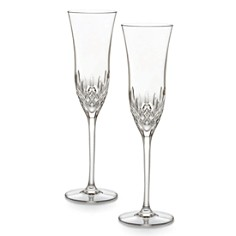Waterford Lismore Essence Boxed Champagne Flutes, Set of 2 - Bloomingdale's Registry_0