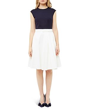 Ted Baker Color-Block Dress