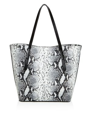 Sunset & Spring Tamara Embossed Python Tote - 100% Exclusive