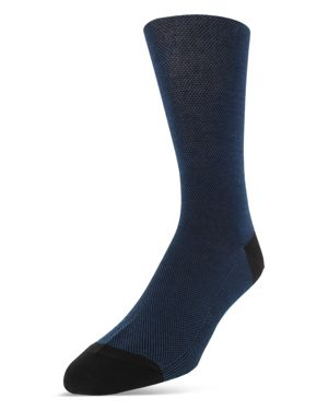Bruno Magli Birdseye Dress Socks