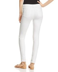 rag & bone/JEAN - Skinny Jeans in White
