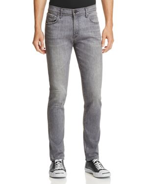 J Brand Mick Super Slim Fit Jeans in Bickel