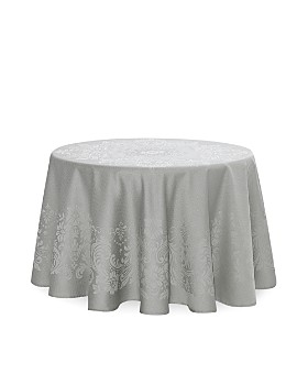"Waterford - Celeste Tablecloth, 70"" Round"
