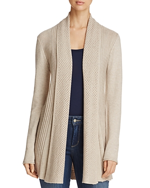 Sioni Open Front Cardigan