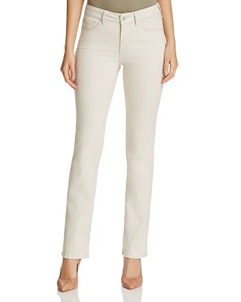 NYDJ - Marilyn Straight Leg Jeans in Clay