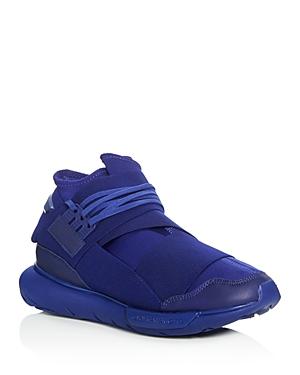b2e422202 ... Yohji Yamamoto - Y-3 UPC 190304029910 product image for Y-3 Qasa High  Top Sneakers
