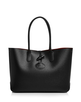 Longchamp - Roseau Leather Tote