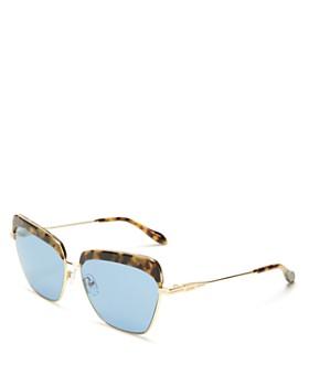 Sonix - Women's Highland Square Sunglasses, 61mm
