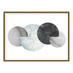 Art Addiction Inc. Marble Moons Wall Art - 100% Exclusive - Bloomingdale's Registry_0