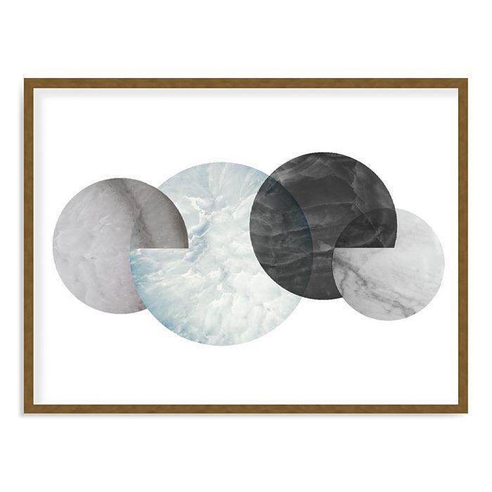 Art Addiction Inc. - Marble Moons Wall Art - 100% Exclusive
