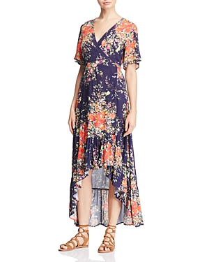 on the road Fay Wrap Dress