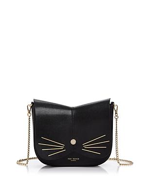 Ted Baker Feline Leather Crossbody