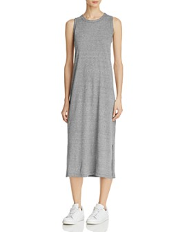 Current/Elliott - The Perfect Muscle Tee Midi Dress