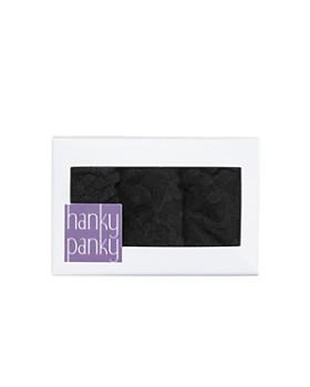 Hanky Panky - Original-Rise Thongs, Set of 3
