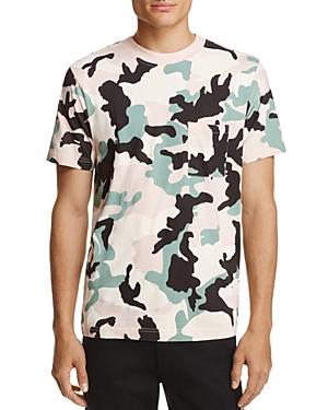 WeSC Maxwell Camouflage Tee
