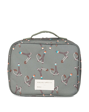 Herschel Supply Co Boys Pop Quiz Lunch Box