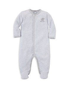 Ralph Lauren Boys' Striped Bear Footie - Baby - Bloomingdale's_0
