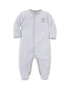 Ralph Lauren - Boys' Bear Striped Footie - Baby