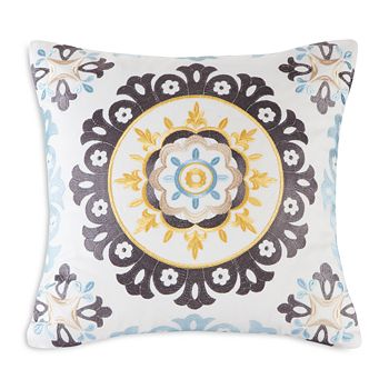 "Echo - Ibiza Decorative Pillow, 18"" x 18"""