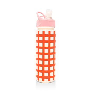 ban.do - Work It Out Water Bottle, Lattice