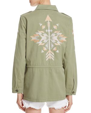 Pistola Marianna Embroidered Military Jacket - 100% Exclusive